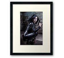 Selene Framed Print