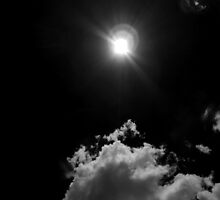 ©TSS The Sun Series LIII IA Monochrome by OmarHernandez