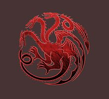 House Targaryen by zombalex