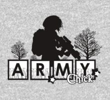 Army Chick by Xnvy