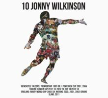 Jonny Wilkinson Tribute  by mserafini