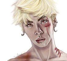 Demon Jjong (blood tw) by NIQELS