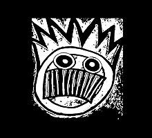 """Boognish 6 -Black"" by Kevin J Cooper"