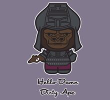 Hello Damn Dirty Ape by TheOuterZone