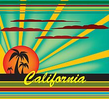 Welcome to California by mangulica