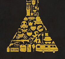 Breaking Bad Collage by dylanwest2010