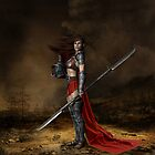 Bellona, Roman Goddess of War by Shanina Conway