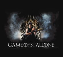 Game Of Stallone - game of thrones parody by MalcolmWest