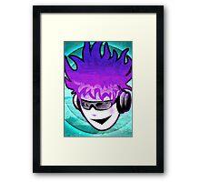 Music Makes YOU FEEL COOL!  Framed Print