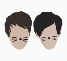 Phil Lester and Dan Howell (without text) by ElinCST