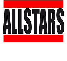 Cool Allstars Team Logo Design by Style-O-Mat