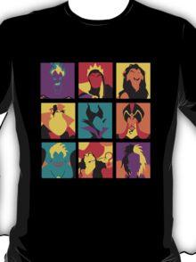 Villains pop T-Shirt
