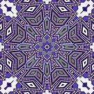 Geometry Power | indigo by webgrrl