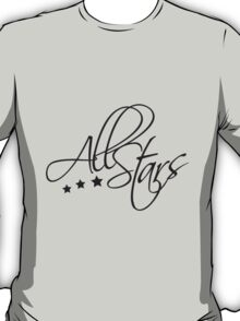 Allstars Team Logo T-Shirt
