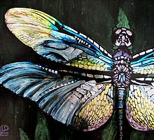 Dragonfly by Laurieann Dygowski