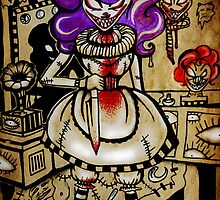 Twisted the Clown by TwistedtheClown