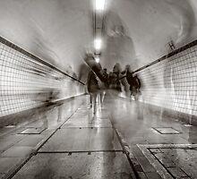City Rush by Juvani Photo | Digital Art