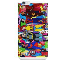 Super Princesses  iPhone Case/Skin
