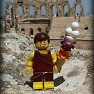 When In Rome Do As The Romans Do ! by minifignick
