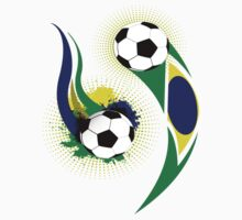 World Cup 2014 Brazil by tamaya111