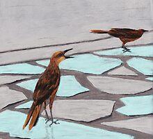 Death Valley Birds by Anastasiya Malakhova