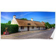 Burns Cottage Poster