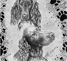 Sam and Dave - # 3 by julieannart