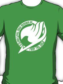 Fairy Tail Guild Member (White) T-Shirt
