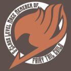 Fairy Tail Guild Member (Orange) by PixelStampede