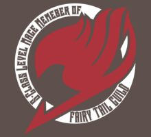 Fairy Tail Guild Member (Red) by PixelStampede