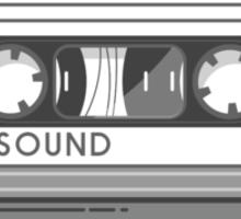 I made you a mix tape. Sticker
