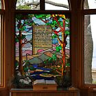 Stained Glass Window by WeeZie