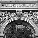 Holden Building Transom © by Ethna Gillespie