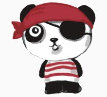 Pirate Panda  by MayaDevi
