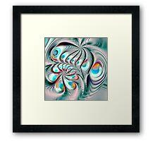 Ice Palette Framed Print
