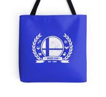 Smash Club Ver. 2 (White) Tote Bag