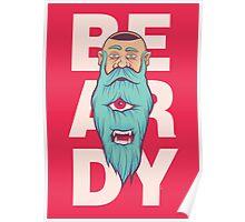 Beardy Poster