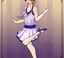 Flapper Girl by thatvintagelook