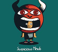 Suspicious Minds by Domingo Widen