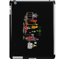 JUSTICE LEAGUE OFFICE PARTY iPad Case/Skin