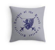 Camelot's Allstars Throw Pillow