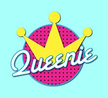 Queenie! with cute crown by jazzydevil