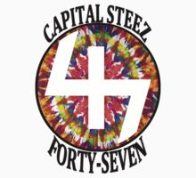 Capital STEEZ 47 Tie-Dye by mob345