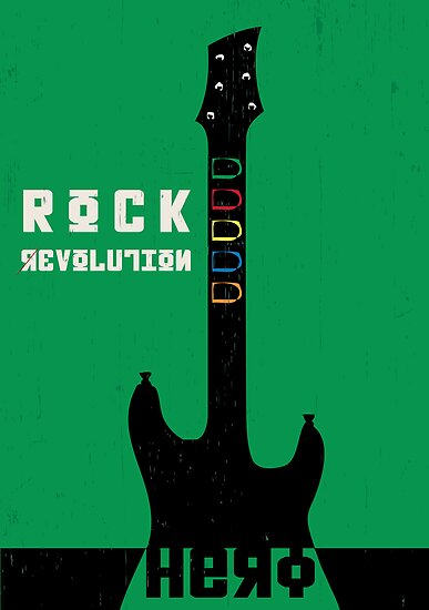 Rock Evolution by Nirina