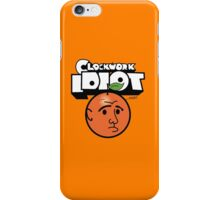 Clockwork Idiot iPhone Case/Skin