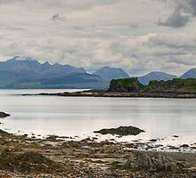 Views From Sleat by VoluntaryRanger