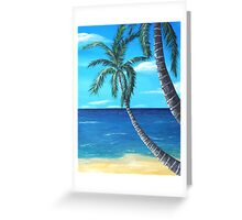Ocean View - part two Greeting Card