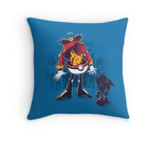 Dr Pikabotnik Throw Pillow