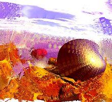 Pebbles on a Beach by Anastasiya Malakhova