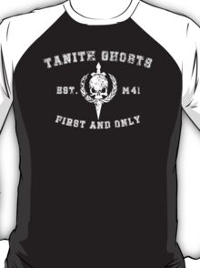 Sports Team: TheTanith Ghosts  T-Shirt